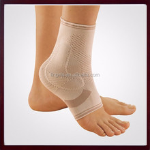 Newest As Seen On TV Anti Fatigue Compression Ankle Support Sleeve, Ankle Foot Elastic Compression Wrap Support Sleeve