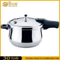 Factory price commercial pressure cooker sizes, cooker pressure