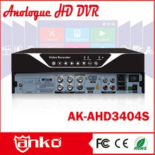 The leading manufacturer ANKO free client software h.264 dvr 4CH 1*4T 720P