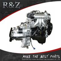 3 cylinders in line 4stroke water cooled 3-cylinder diesel engine