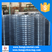 High Quality And Fashional 2x2 5x5 Galvanized Welded Wire Mesh For Fence Panel/stainless Steel Welded Wire Mesh