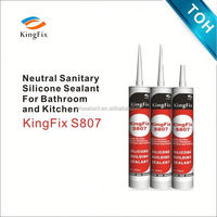electrical insulation silicone sealant/water resistant silicon/colored silicone sealant