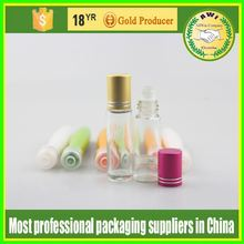 glass roll on elegance perfume for women wholesale from China
