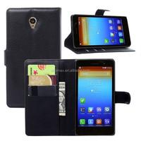 mobile phone flip leather case for Lenovo S860 case