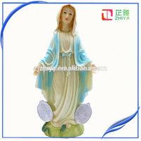 Vivid religious polyresin statue religous wholesale