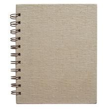Custom spiral korean raw materials of notebook