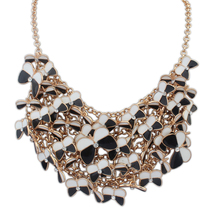 Top superstar jewelry shell necklace
