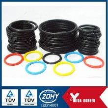 o ring manufacturer, color silicone rubber o ring seal, viton/FKM rubber o ring for sealing