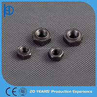 New Type Hot Sale! Best Price Refrigeration Fitting Din Standard Weld Nuts