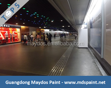 High Performance Paint! Maydos Lithium Base Easy Clean Concrete Floor Sealer For Shopping Mall