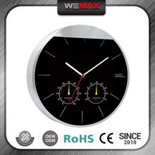 Advantage Price Various Colors Metal Programmable Led Wall Clock Digital