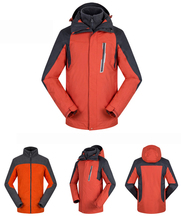 2015 new type Men's Waterproof Breathable and Windproof Outdoor Jacket