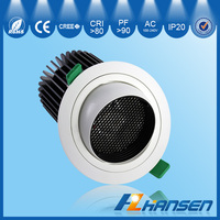 Office Lighting 35w led ceiling lamp recessed downlight with IP20