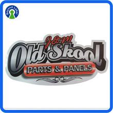 High Quality Die Cut Adhesive Vinyl Logo Sticker Car/ Truck/ Custom Decal Stickers,Truck Logo Stickers