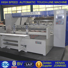 Automatic MMI high speed Cardboard creasing machine used for bulk order of carton producing