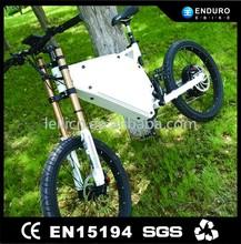 full suspension folding ebike motor 1500w
