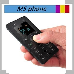 m5 very small size mobile phone