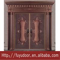Anti- theft Stainless steel Blast proof Door / Villa main Door