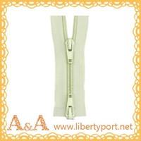 NEW two sider/two way zipper 2 slider nylon zipper O/E