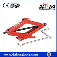 1.5 ton Mechanical Scissor Jack with CE GS