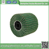 Hot sell 2015 new products non woven unitized abrasive wheel