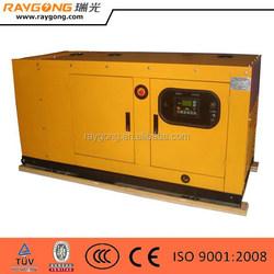 Yuchai 50KW 4 cylinder silent diesel generator engine YC4D85Z-D20