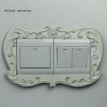 Fashion home indoor wall decorative switch cover