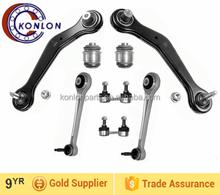 Control arm suspension parts auto lower control arms spare parts repair kits for BMW X5 E53 33326768269 33321095631