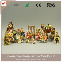 China Handmade Craft Wholesale Figures Decoration Polyresin Figures