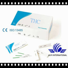 2014 HotSale! Urine Drug Testing of One Step THC Test Kits with CE Marked