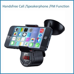 accessory car hot 2015 wireless in car mp3 player fm transmitter
