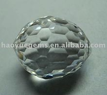 Gemstone bead,,cz pendant, jewelry/Synthetic Cubic Zirconia Wholesale
