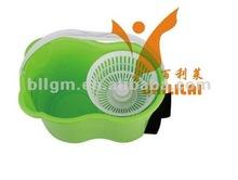 2012 BLL-09 microfiber fringe magic rolling mop clips