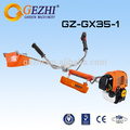 35.80cc gasolina cortadores hierba máquina de corte de suministrada desde China , el mejor precio GZ-GX35-1