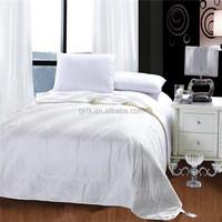 Satin sheet set luxury soft Lightweight quilt