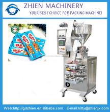 Ze-60j otomatik torba peynir acele paketleme makinesi 3 tarafı mühür çin tedarikçisi