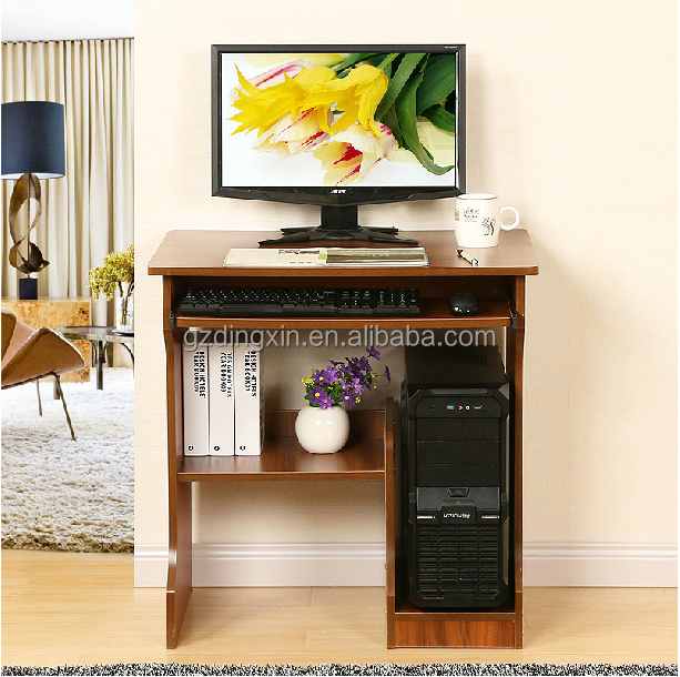 small size wooden computer desk of living room furniture(DX-C116)