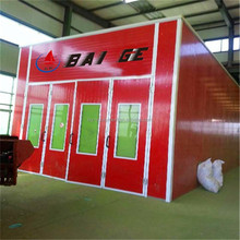 paint spray booth water based paint spray booth outdoor auto car body. Black Bedroom Furniture Sets. Home Design Ideas