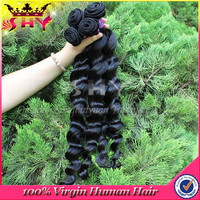hot selling Temple Indian Hair weave extension