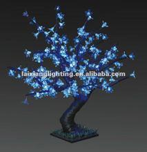 Hot sale fashion design color changing led tree