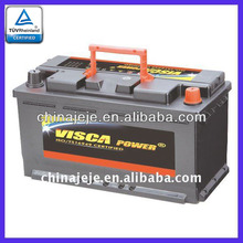 Lead acid battery MF58827 12V 88AH VISCA