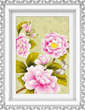 YIWU KAINA 3D FLOWER LARGE PICTURE OF FLOWER NATURAL FOR DECORATION
