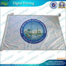Digital printing flag with D clips (NF03F06022)