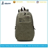 Hot fashion popular cheap canvas backpack for young