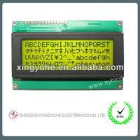 monochrome mini lcd display16x2