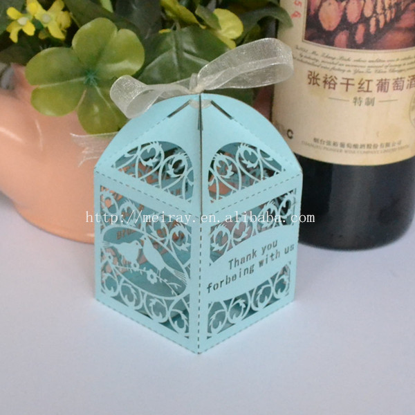 Laser Cut Wedding Cake Boxes Love Birds,Cupcake Wrappers,Elephant ...