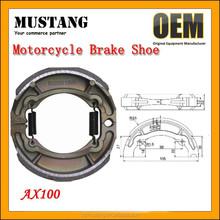 Custom AX100 Brake Shoe for Mototaxi Brake Parts
