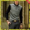 2015 New Style Men's long sleeve t- shirt/Male printed autumn fashion T-shirt/o-neck men's clothing