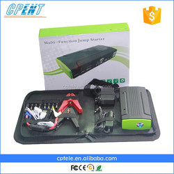 2015 Factory sales 13800mAh auto power bank 12v car jump starter Auto Jump Starter with CE/FCC/ROHS certification