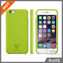 Jules.V Royal Series Soft Touch Leather Case For iPhone 6